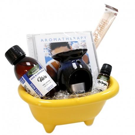 Caja regalo aromaterapia - spa
